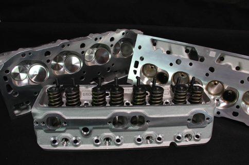 Exploring Edelbrock's New E-CNC Chevy Heads