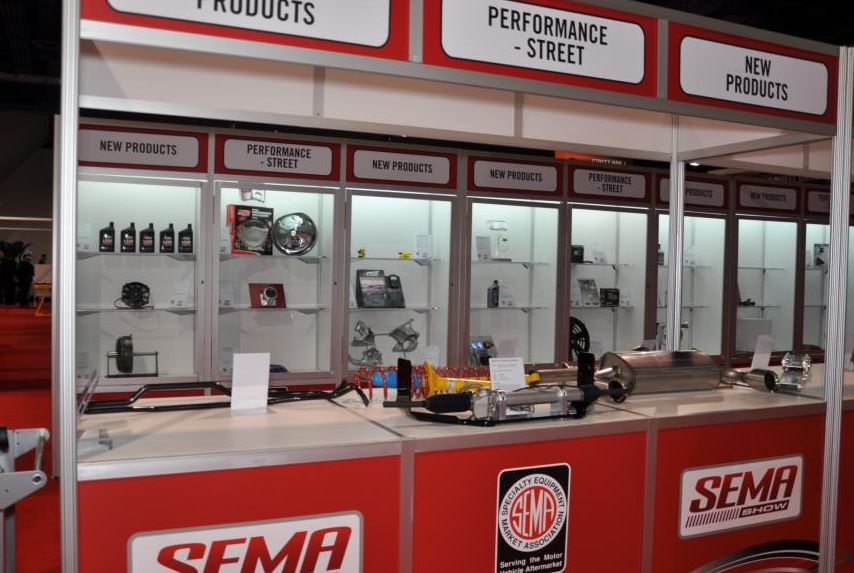 SEMA 2012: A Look Through The New Products Showcase