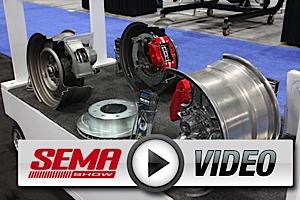 SEMA 2012: SSBC Brakes For Chevy Cars and Trucks