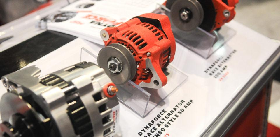 PRI 2012: MSD Performance's New DynaForce Alternators And Starters