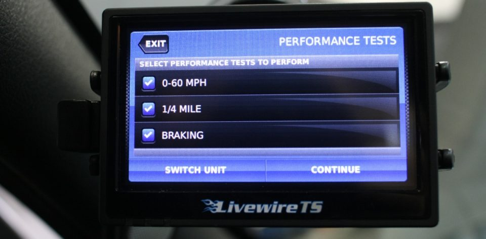 Tuning The EcoBoost F-150 With SCT's Livewire TS - Off Road