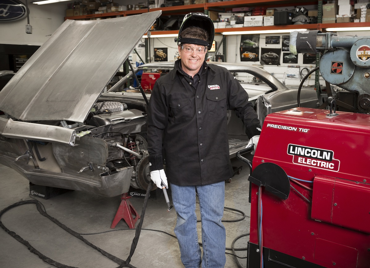 History of Automotive Arc Welding Through Lincoln Electric