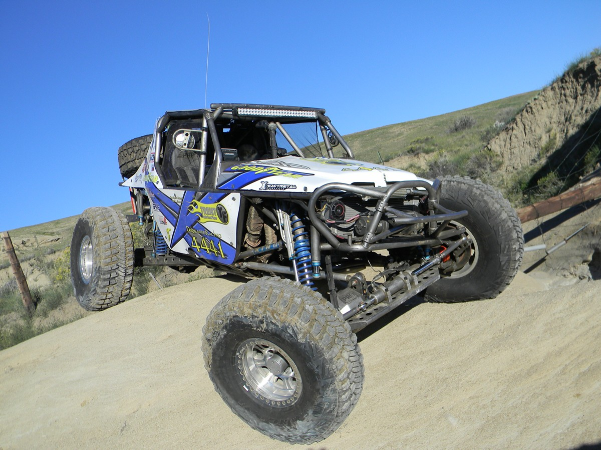 DsquaredRacing Shows Off Its Ultra 4 High-Performance 4x4 Race Rig!