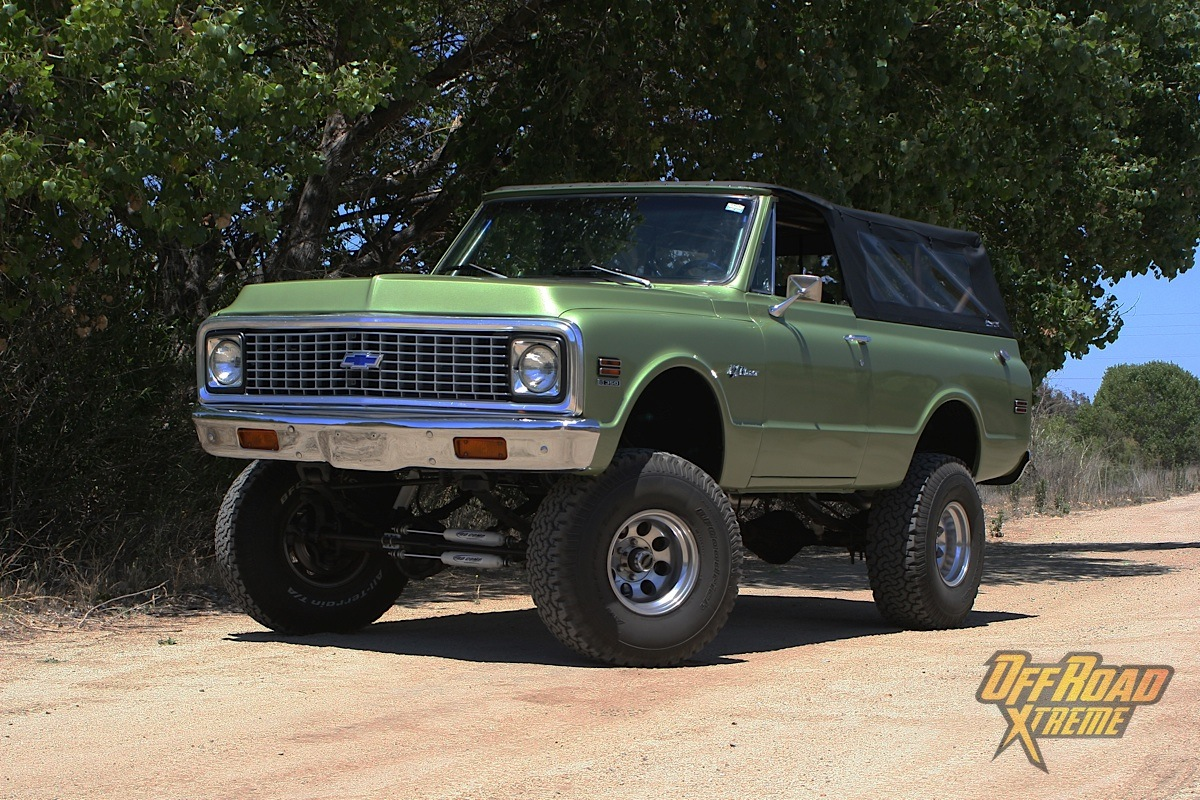 Project Iron Blazer: It All Started With A Simple '72 Chevy K5 Resto