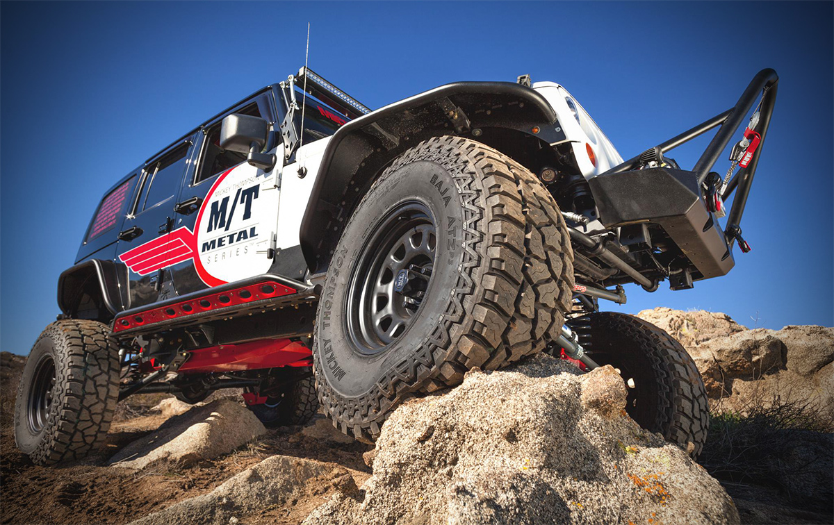 Tire Test: We Pound The New Mickey Thompson Baja ATZ P3 ...