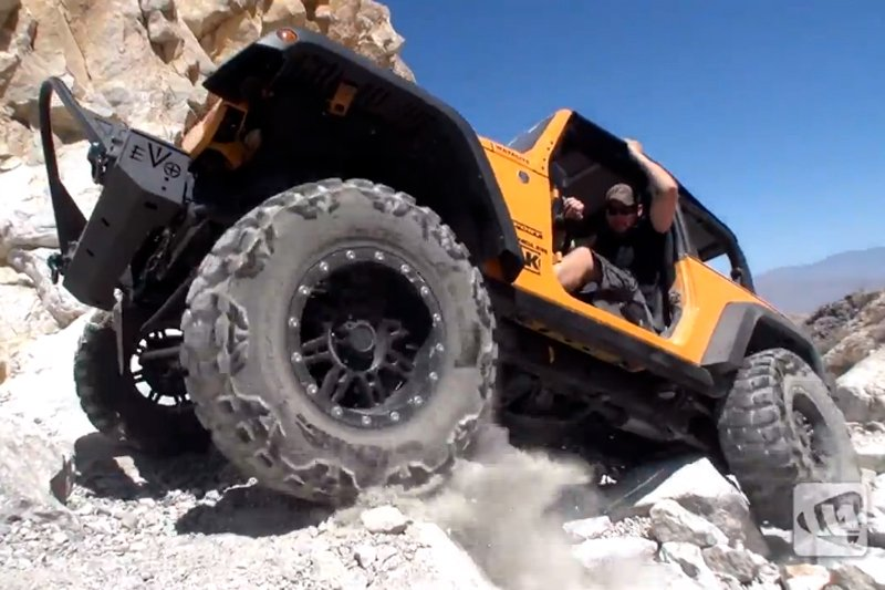 VIDEO: WAYALIFE's Awesome Off-Road Journey to Defense Mine