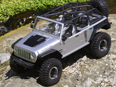 VIDEO: AXIAL Racing Scale-Model RC Jeep Tackled The Rubicon Trail