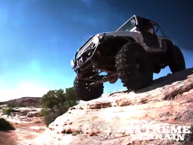 VIDEO: Win Three Jeep Off-Road Adventure Trips From Extreme Terrain!