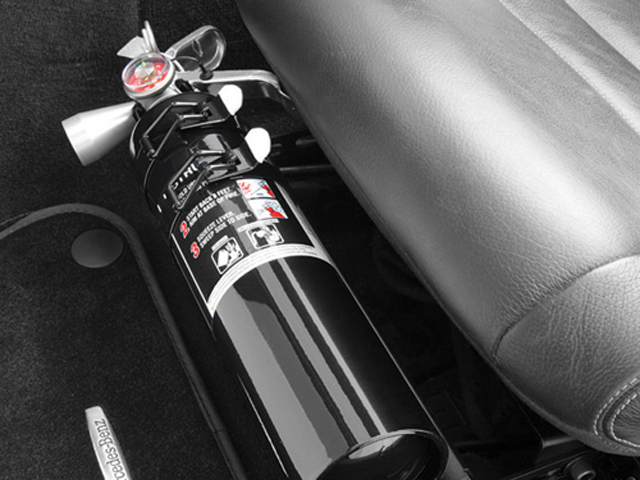 New H3R Performance Fire Extinguisher Seat Mount Offering