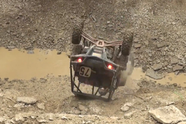 VIDEO: The Little RZR XP That Could(n't)