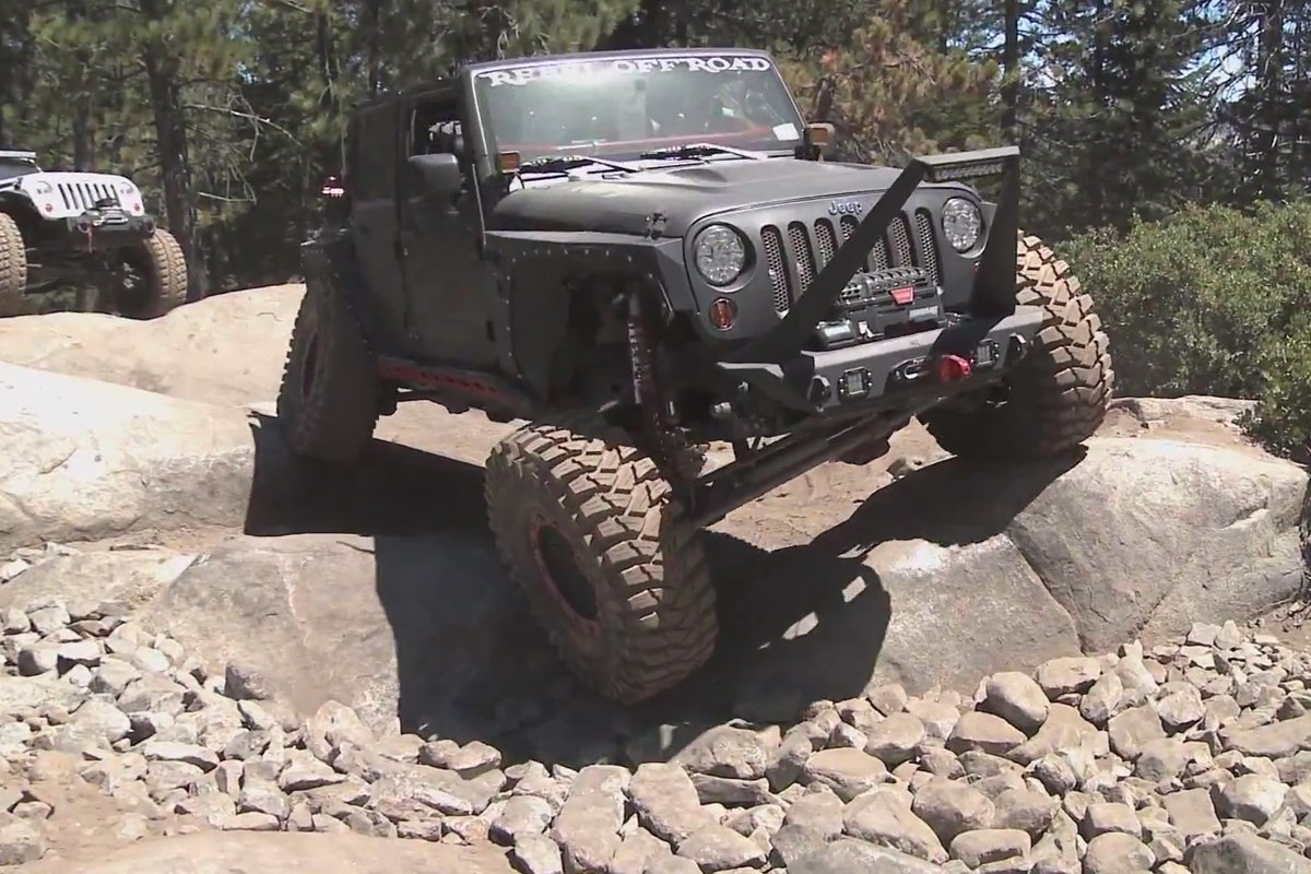 VIDEO: 2013 Rubicon Trail As Done By Rebel Off Road