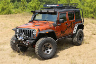 Rugged Ridge's New Vintage Inspired Fender Flares For JK Wranglers