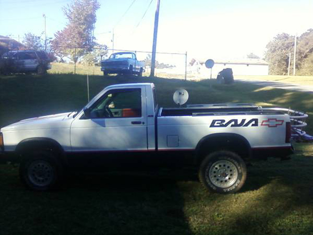 Craigslist Find Of The Day: 1991 S-10 Baja Edition - Off