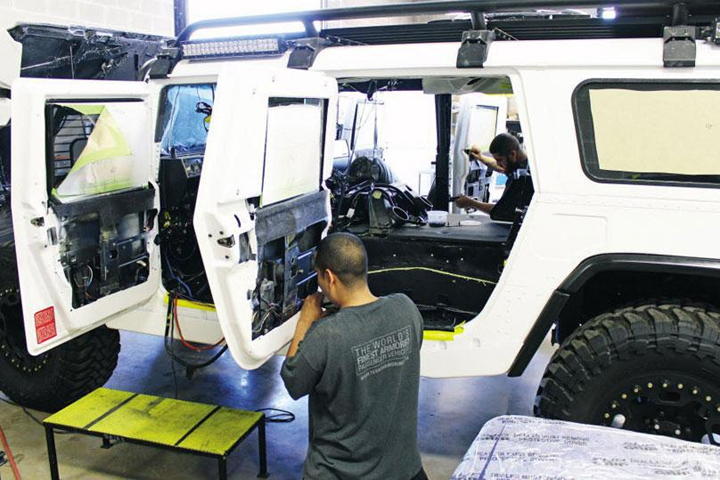VIDEO: Texas Armoring Corporation Turns Your Ride Into A Lifesaver