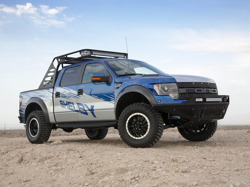 VIDEO: Desert Dream - The 2013/14 Shelby Raptor