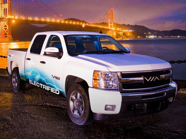 VIDEO: Electric Trucks In Near Future? According To Via Motors, Yes!