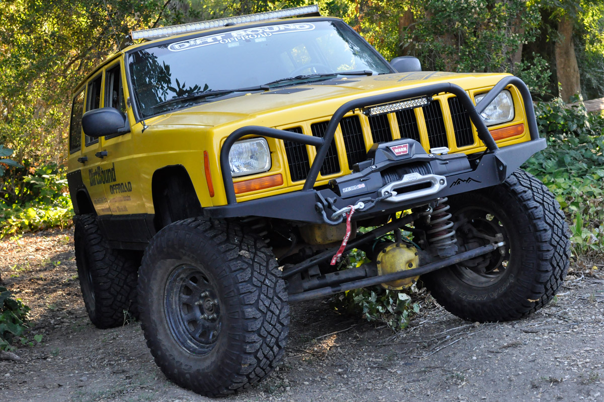 DirtBound's XJ Reminds Us What A Jeep Cherokee Can Be ...
