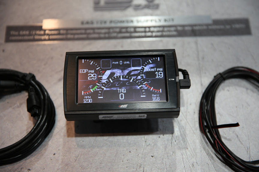 SEMA 2013: Freeing The Horses With Powerteq (Superchips and Edge)