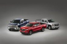 2015 Chevrolet Colorado rounds out the industry's only three-t