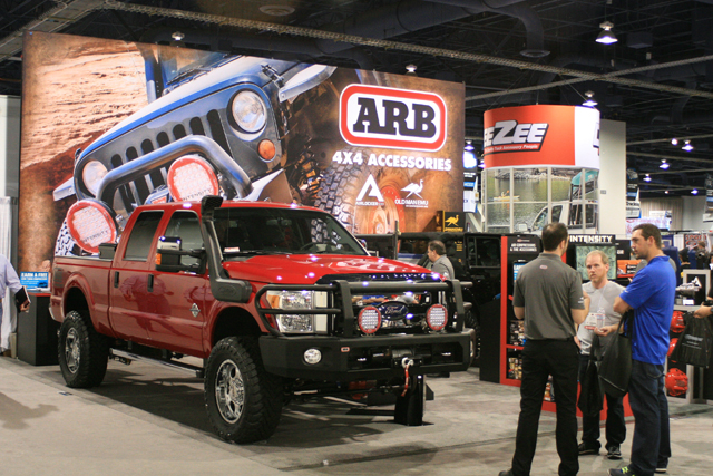 SEMA 2013: ARB Delivers Performance For The Truck And Jeep Market