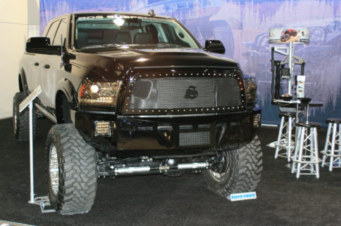 SEMA 2013: BDS Offers New Suspensions For Ram And GM Pickups