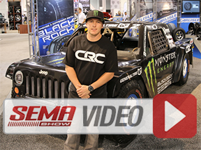 SEMA 2013: We Sit Down With Casey Currie