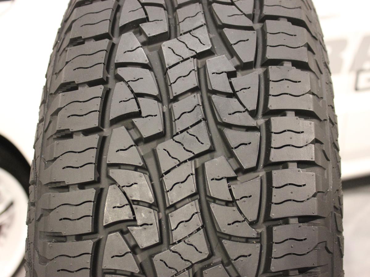 Sema 2013 Nexen Has Big Plans For New All Terrain Tire