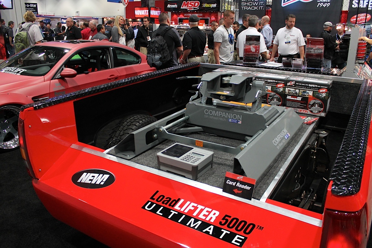 SEMA 2013: Air Lift Campaigns To Change Face Of Modern Suspension