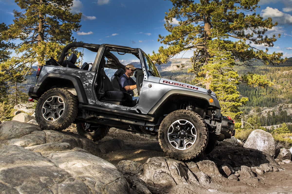 Will Jeep Screw Up The Wrangler With An Ifs