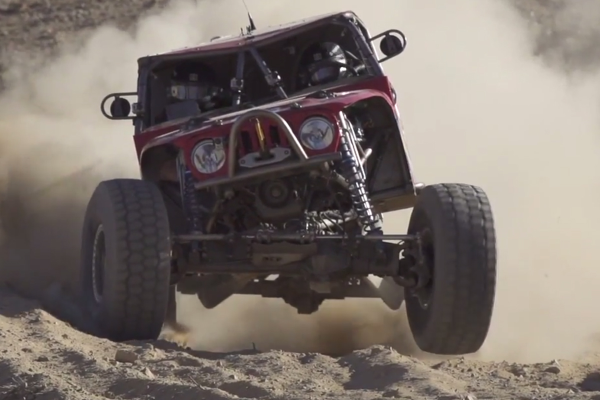 VIDEO: King Of Hammers DVD Release Spurs Enthusiasm For Epic Event