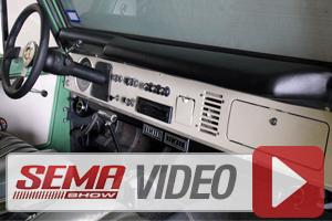 SEMA 2013: Vintage Air SureFit Kit Offers Comfort In Classics