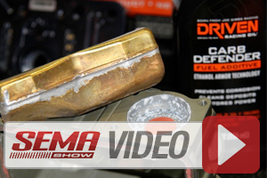 SEMA 2013: Driven's Carb Defender Helps Protect Carbs From Ethanol
