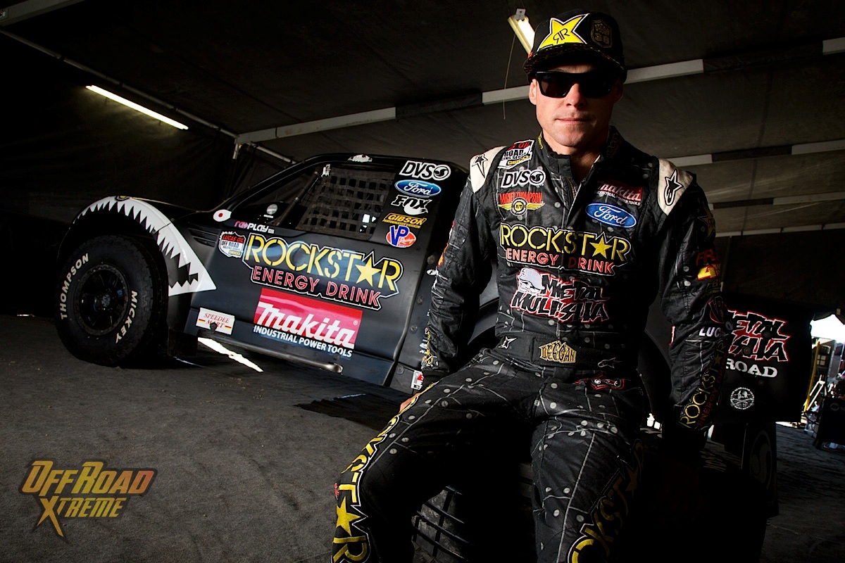 VIDEO: Off Road Xtreme Interviews Superstar Danger Boy Brian Deegan