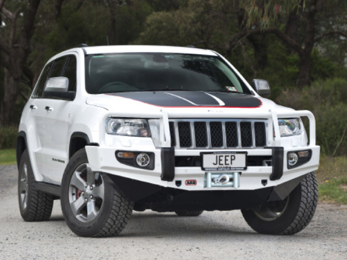 New Arb Front Combi Bar Developed For 11 To 14 Jeep