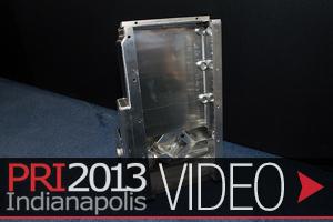 PRI 2013: Canton's LS-Next Oil Pan and Billet Rail Valve Covers