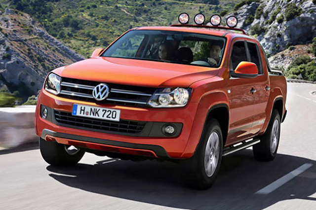 VIDEO: VW Pickup Chickened Out For North America?