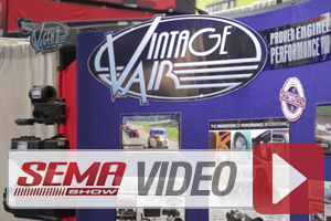 SEMA 2013: Vintage Air Creates Cool Air For Vintage Ford Broncos
