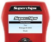 Superchips New 2014 Duramax 6.6L Handheld Tuner