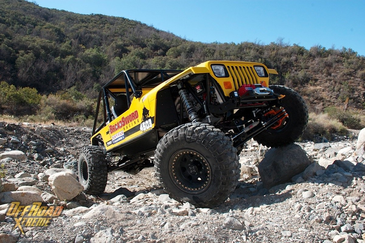 BroadSword Racing Takes On The King With An LS1 Race-Ready Jeep