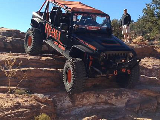 VIDEO: Attend The 15th Annual Moab Jeep Jamboree With Rebel Off Road