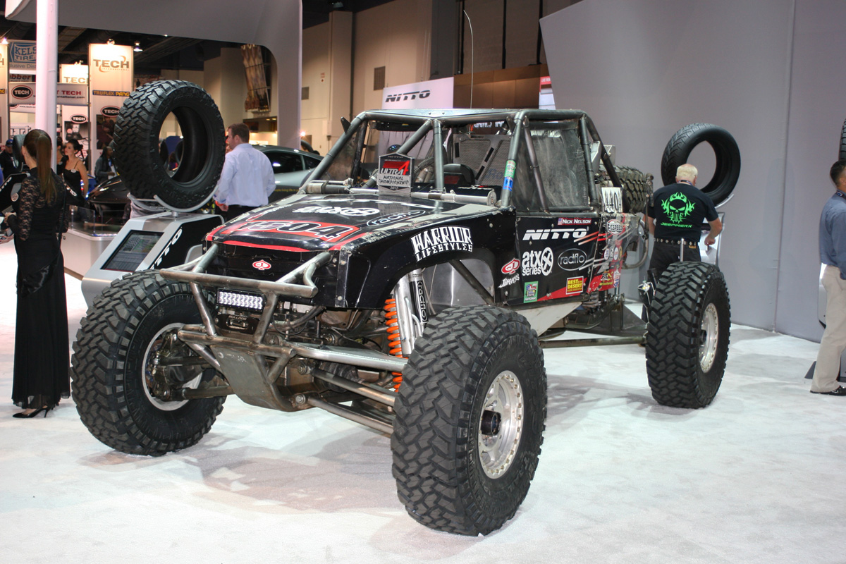Nick Nelson Motorsports Runs A Rock-Ready Rig For King Of Hammers