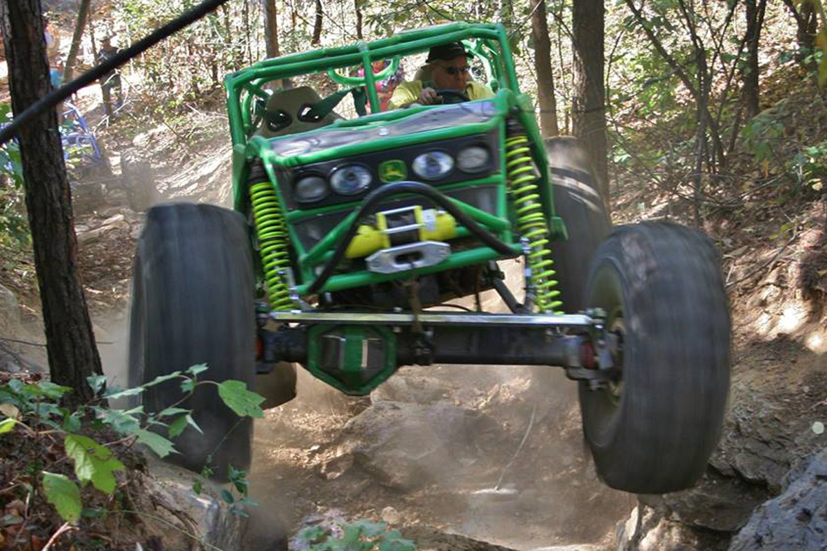 John Deere Plowboy Rock Bouncer Is Coming To King Of The Hammers - Off Road Xtreme