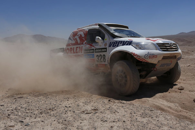 VIDEO: 2014 Dakar Rally Highlights … And Of Course, Crashes