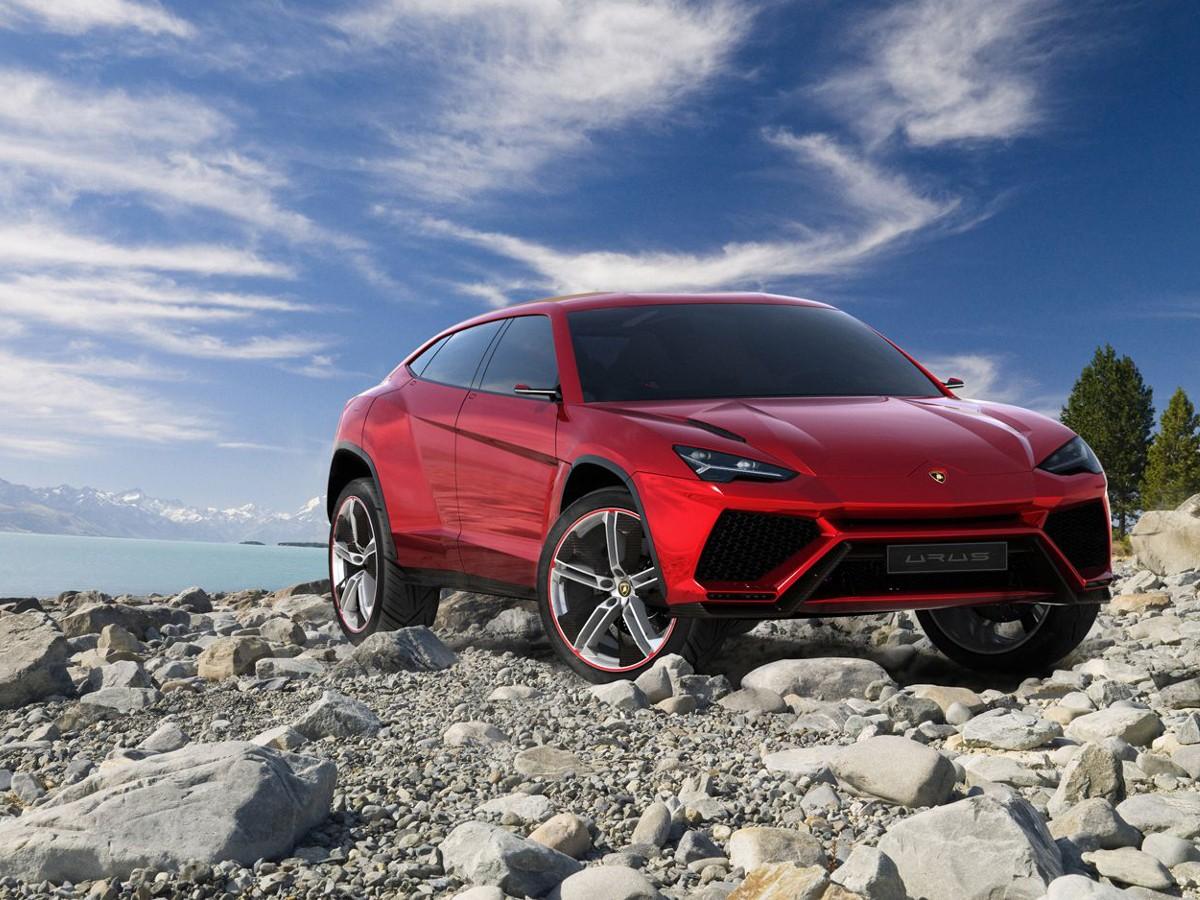 """Lamborghini To Release Replacement To Off-Road """"Rambo Lambo"""" In 2017"""
