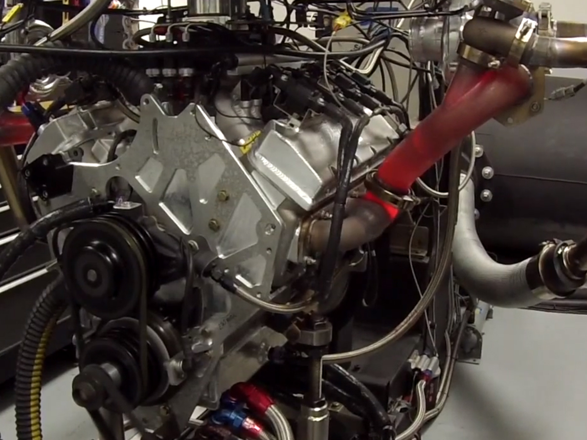 VIDEO: 1,000 HP Twin-Turbo V8 Coming To Off-Road Trophy Truck!