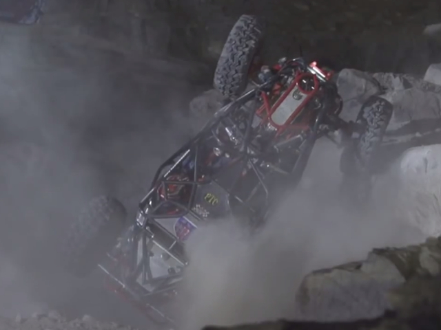 VIDEO: 2014 King Of The Hammers Shoot Out At Backdoor Highlights