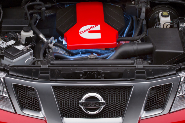Nissan Rolls Out New Frontier Diesel Runner Powered By Cummins