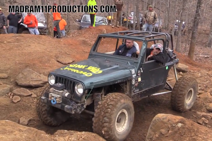 VIDEO: This 4BT-Powered Wrangler Is A Capable Crawler