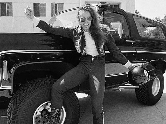 Motor City Madman: Ted Nugent The Professional Off-Road Racer? - Off Road Xtreme