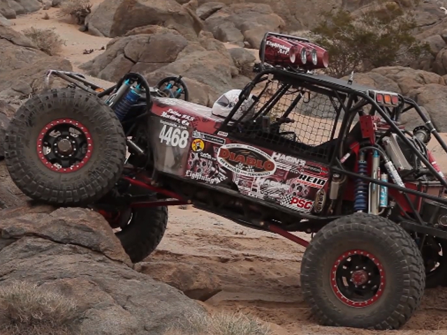 VIDEO: Big Muscle Hits 2014 King Of Hammers Race - Part 1